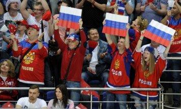 Pasaules hokeja čempionātā Maskavā pērn tika plānots terorakts
