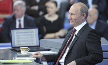 Путин проведет большую пресс-конференцию 19 декабря