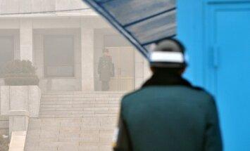 Ziemeļkoreja draud lauzt 1953. gada pamieru