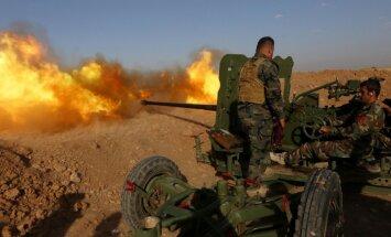 Irāka noliedz Turcijas piedalīšanos Mosulas atbrīvošanas operācijā