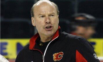 Magņitogorskas 'Metallurg' trenēs pazīstamais NHL speciālists Maiks Kīnens