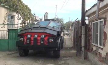 Kaujas video: Krievijas spēki Dagestānā nogalina sešus 'Daesh' atbalstītājus