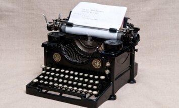 Drošības apsvērumu dēļ Kremlis atgriežas pie rakstāmmašīnām