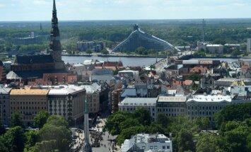 Aicina iepazīt Rīgas arhitektūru ar interaktīvu aplikāciju 'Arhiguide'