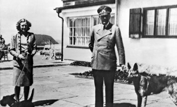 Опубликованы неизвестные свадебные фото Гитлера