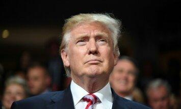 Klintones iesēdināšana un globālā sasilšana – Tramps atkāpjas no solījumiem