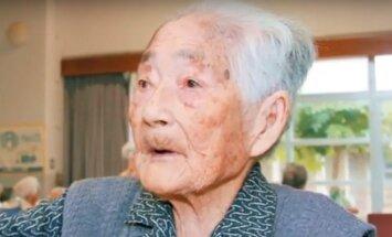 Pasaulē vecākā sieviete mirusi 117 gadu vecumā