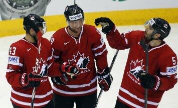Ziemeļamerikas izlases gandrīz nokomplektētas hokeja PČ