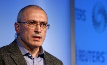 Ходорковский: Российскому обществу нужна помощь