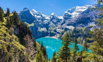 Šveices ceļvedis: kur pabūt, ja ceļa vēji aizveduši uz šo sapņaino vietu