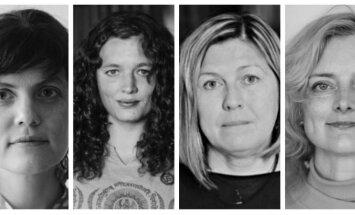 Latviešu literāti atklāj Londonas grāmatu tirgus pasākumus