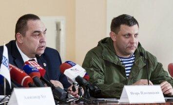 Сепаратисты после переговоров с Путиным готовятся к обмену пленными с Киевом