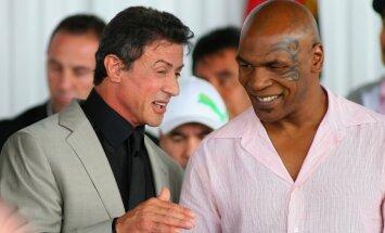 Taisonu un Stalloni uzņem Starptautiskajā boksa Slavas zālē