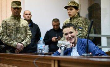 """""""Детектор лжи"""" подтвердил планы Савченко совершить вооруженный переворот на Украине"""