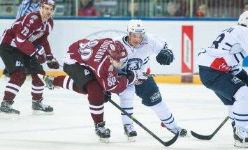 Zagrebā apraujas Rīgas 'Dinamo' uzvaru sērija