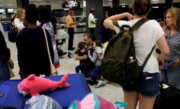 ASV ieviesti jauni ceļošanas ierobežojumi; aizliegts ieceļot arī ziemeļkorejiešiem