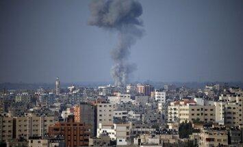 ANO, ASV un Ēģipte aicina pasludināt septiņu dienu pamieru Gazas konfliktā