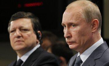Баррозу ответил Путину: ЕС против предоплаты Украиной за газ