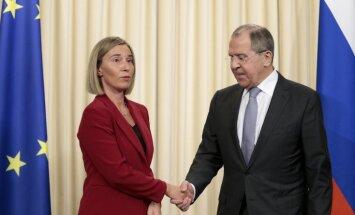 Лавров призвал Евросоюз сосредоточиться на реальных угрозах