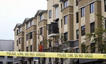 Nobrūkot balkonam, Kalifornijā bojā iet seši jaunieši