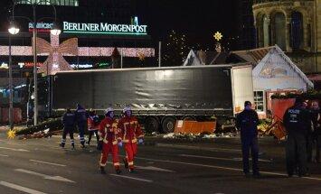 ASV brīdina par terorisma draudiem Eiropā Ziemassvētku sezonā