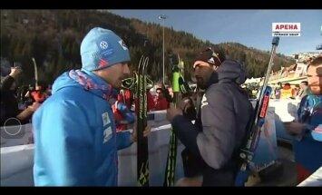 ВИДЕО: Фуркад пожал руку Шипулину и пожелал выпить с россиянами водки