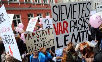 Sievietes tiesības, atpalikusī Latvija un kustības noriets – kāds ir feminisms pie mums