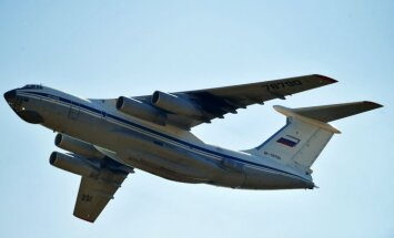 Igaunijas gaisa telpu pārkāpusi Krievijas militārā lidmašīna