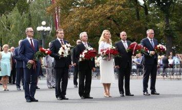 """Празднование 25-летия восстановления независимости """"де-факто"""" обошлось в 69 000 евро"""