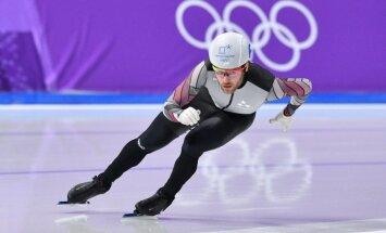 Конькобежец Харальд Силов получит четырехзначную премию от Рижской думы