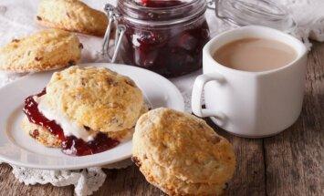 10 britu virtuves ēdieni, ko vērts nobaudīt