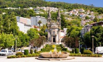 Ne tikai Lisabona: astoņas skaistas un vēsturiskas pilsētas saulainajā Portugālē