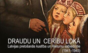 Izdota monogrāfija par Latvijas pretošanās kustību 2. pasaules karā