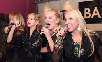 Dāmu pops, Raimonda Vazdika, Olga Rajecka