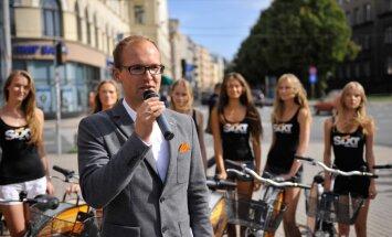 'Sixt' paplašinās velosipēdu nomas tīklu