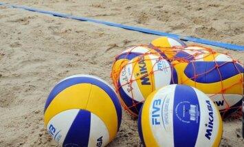 Pirmās Pasaules pludmales sporta spēles rīkos ASV
