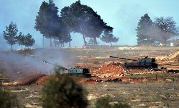 Obama mudina Turciju un Sīrijas kurdus savaldīties