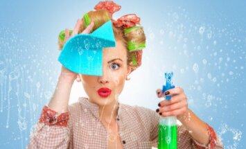 Tīrības izaicinājums: 28 dienu plāns ģenerāluzkopšanai