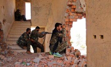Sīrijas pamiera pirmajā dienā nogalināti vairāk nekā 180 cilvēki