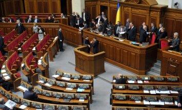 Ukrainas parlaments atsakās atbalstīt Stambulas konvenciju