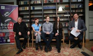 Eiropas baleta zvaigznes un Latvijas talanti uzstāsies galā koncertā Rīgā