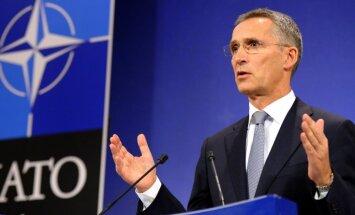 """НАТО хотело бы заранее получать информацию об учениях """"Запад 2017"""""""