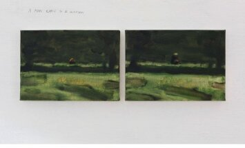 Kalnciema kvartālā atklās Romana Korovina izstādi 'Dirty Yellow'