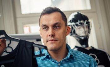 Latvija var! Florbolists nolemj radīt labākus sporta aizsargtērpus un to pārvērš biznesā