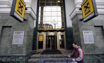 Krievijā nenotiek plaša banku licenču atsaukšana, paziņo kaimiņvalsts ministrs