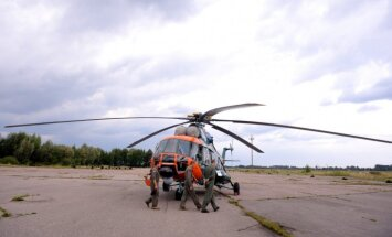 Latvijas bruņotie spēki saņem pateicību no Krievijas kompānijas par cilvēka dzīvības glābšanu