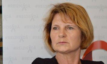 Inga Upmace: HIV jaunā 'seja'