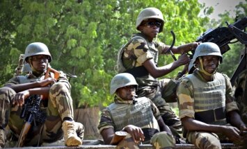 Nigērā no slēpņa nogalināti ASV un vietējie karavīri