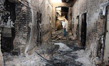 Sešpadsmit Kunduzas slimnīcas bombardēšanā vainīgie ASV karavīri saņem disciplinārsodu