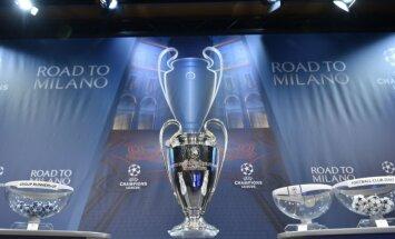 UEFA Čempionu līgā noskaidroti visi 'play off' turnīra dalībnieki